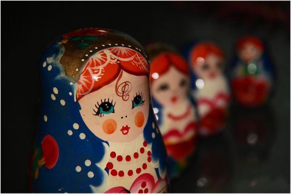my Russian dolls