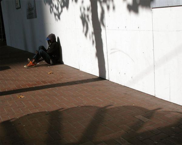 Homeless in SFO