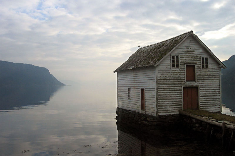 Quietness and loneliness in Norway - 2