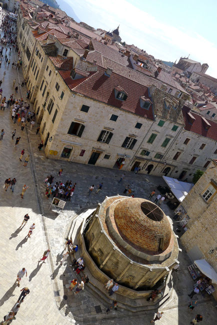 Dubrovnik - The old city