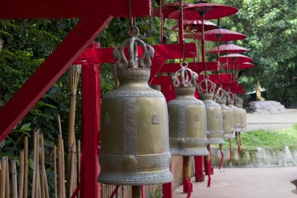 Temple a Chiang Mai, Tailàndia