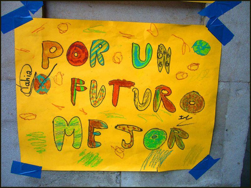 "15 M   ""SPANISHREVOLUTION"""