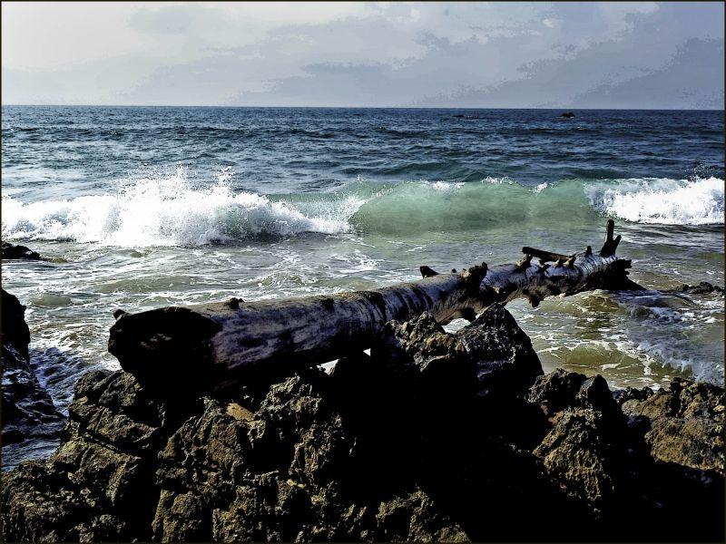 ...Antes que el río hasta la mar te empuje...
