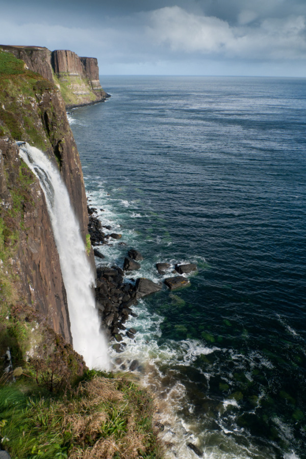 On september in isle of Skye,Scotland