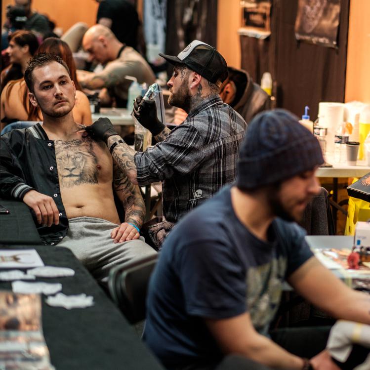 tatoo convention