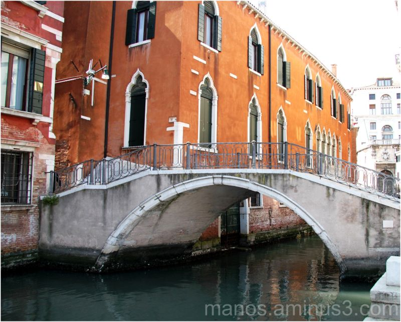 bridge of colors
