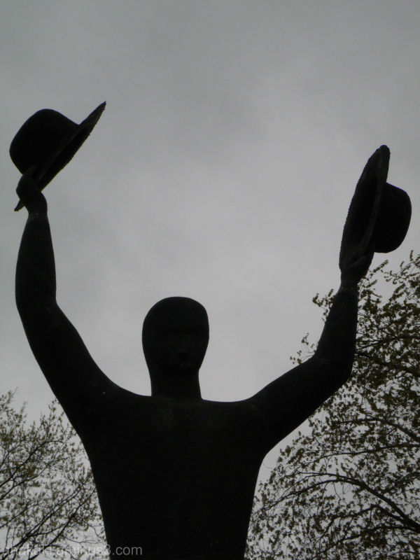 Man With Two Hats