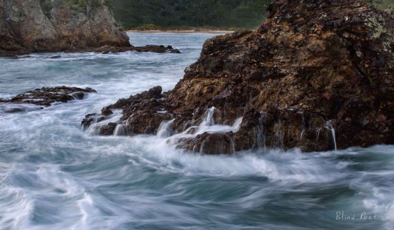Wellingtons Bay, Tutukaka Coast by BlindPoet