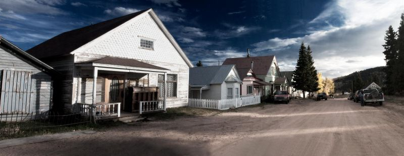 Victor Streets by BlindPoet