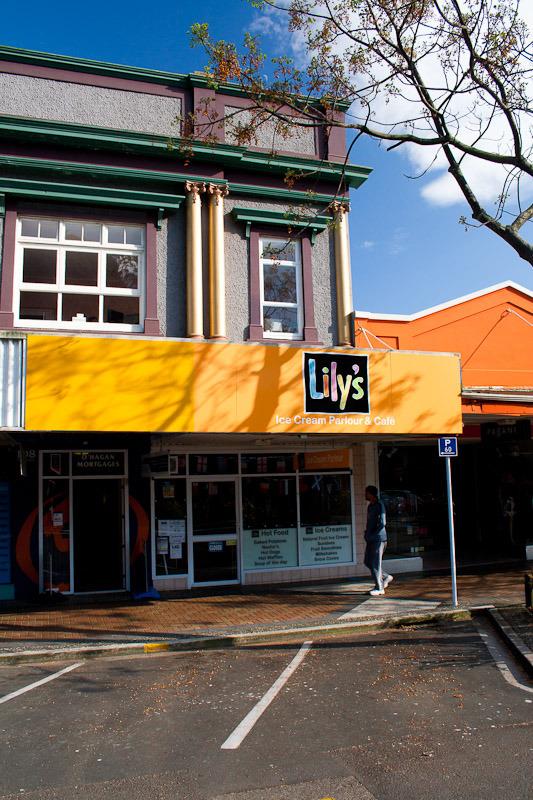 Whakatane Main St by BlindPoet