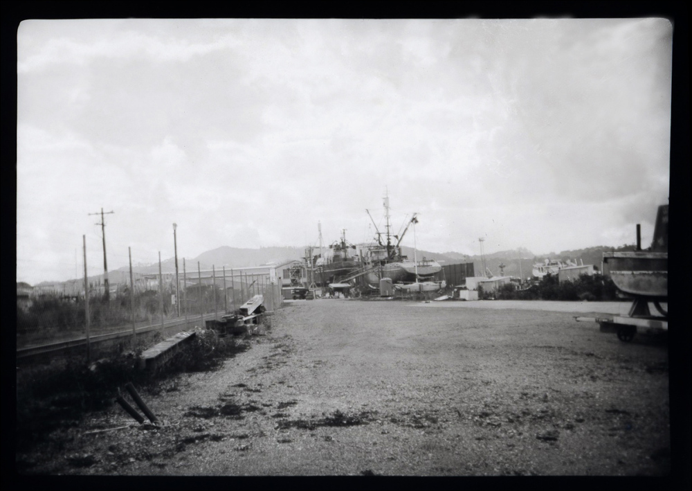 The Ship Yards