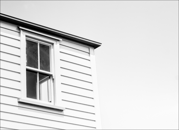 Lines From An Upstairs Window