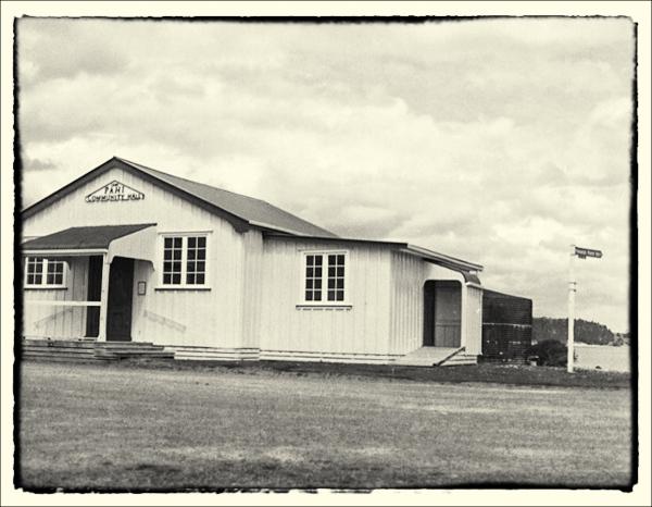 Pahi Hall