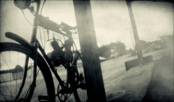 The Faithful Bike