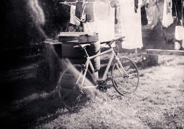 Bike At Midnight