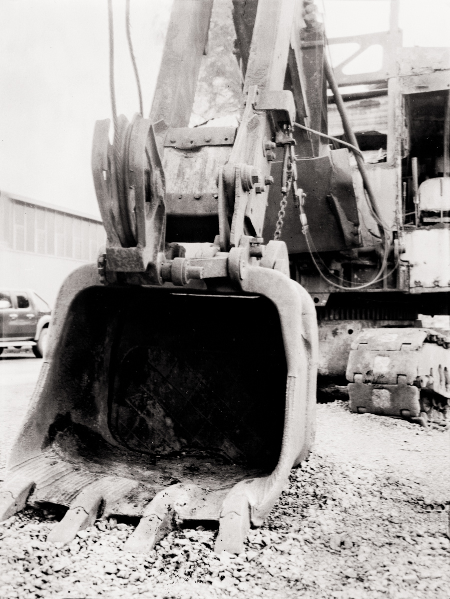 1935 Face Shovel