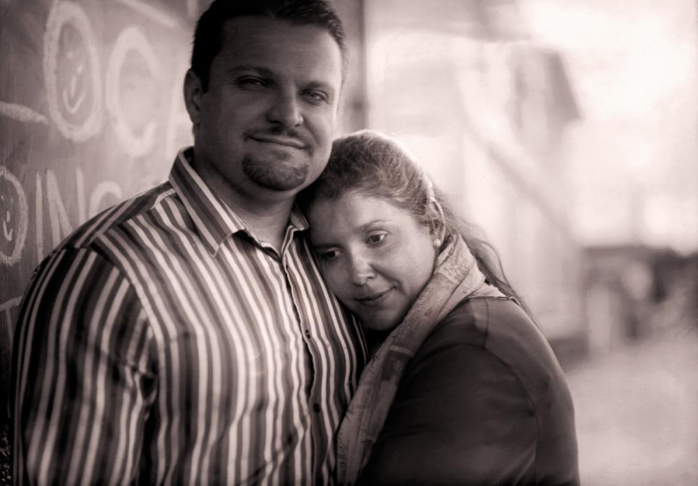 Gideon & Minette