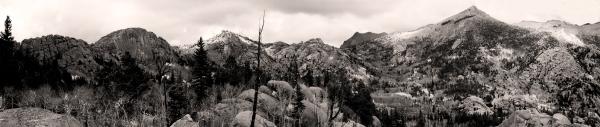Teller County Landscape