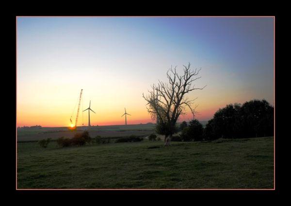 à l'énergie renouvelable...