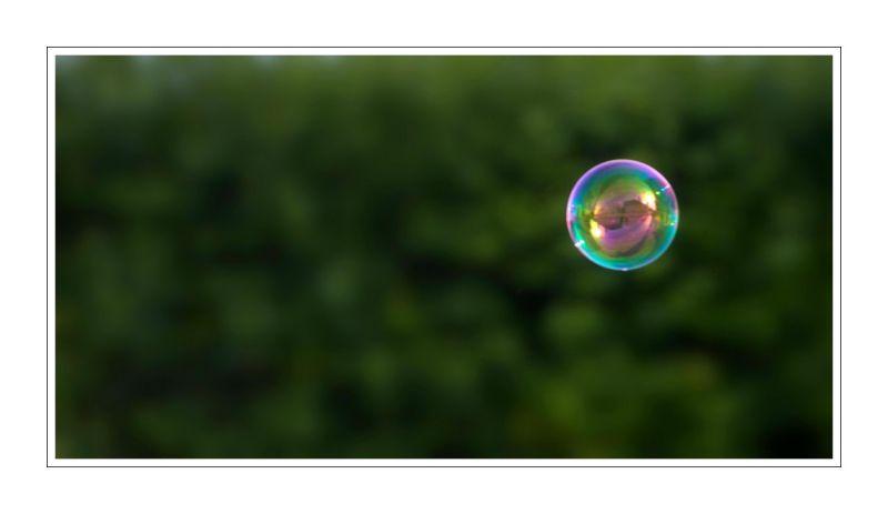 La bulle...