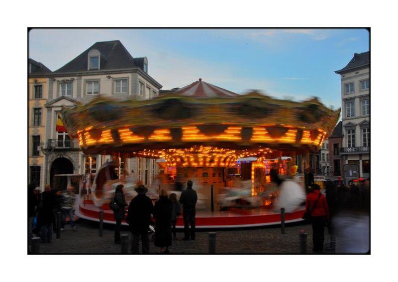 Mons, Hainaut