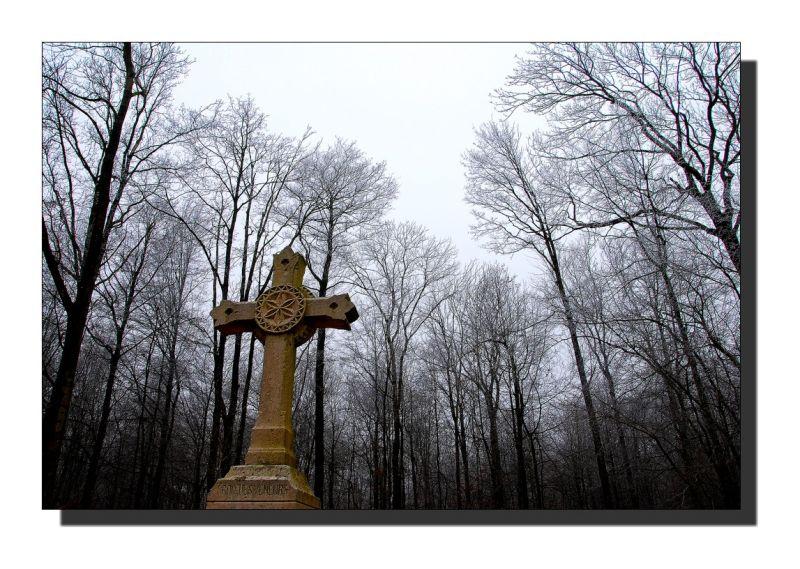 La croix des Veneurs