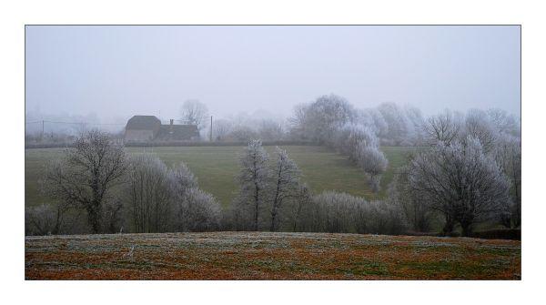 L'hiver en Thiérache...(2)