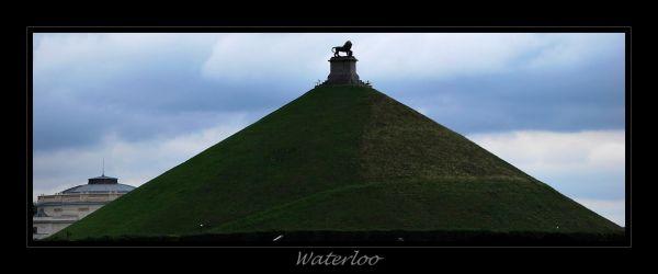 At Waterloo...