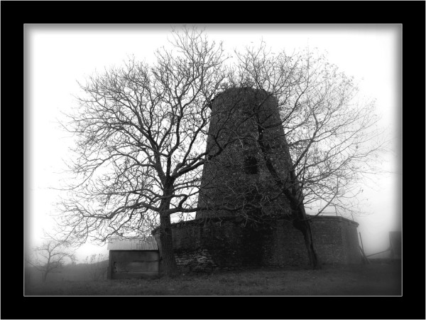 Le moulin des brumes...