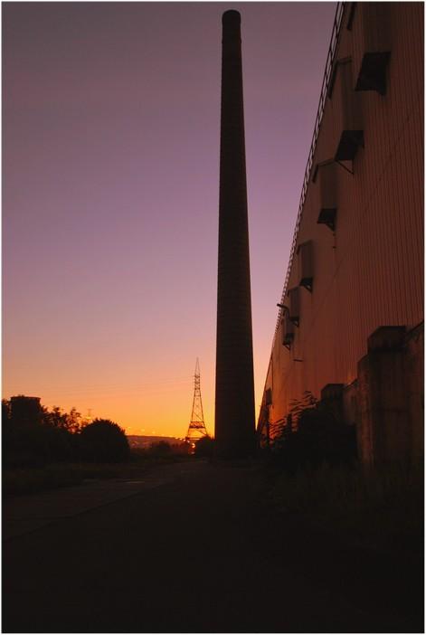 Liège: Crépuscule industriel