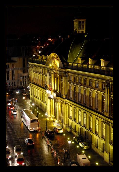 Liège, Place Saint-Lambert...