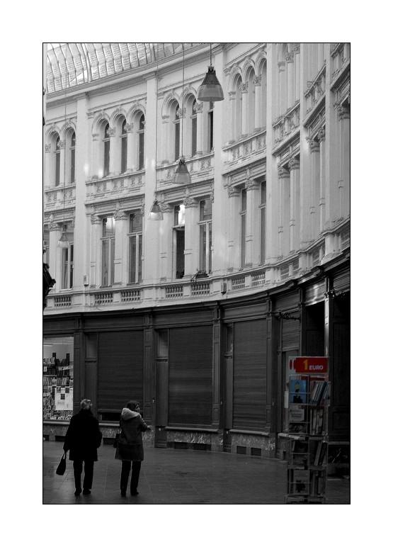Charleroi: Passage de la Bourse (2)