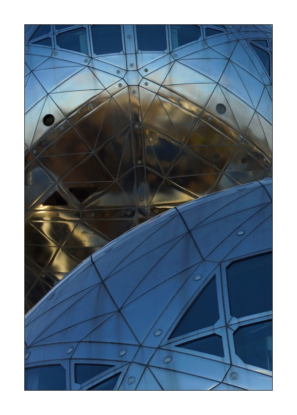 Sous l'Atomium (6)