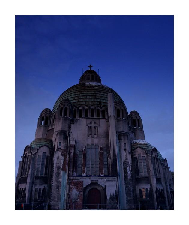 Eglise du Sacré Coeur...(Liège)