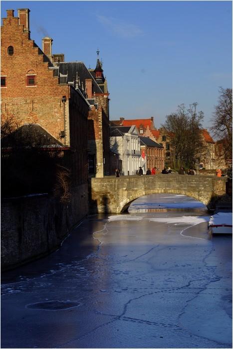 Brugge en hiver...