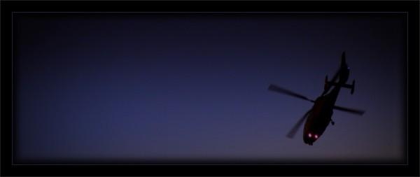 Vol de nuit...