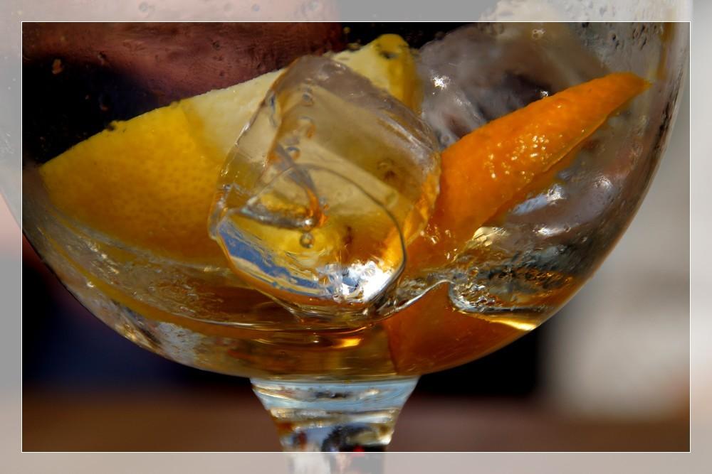 Au fond...du verre