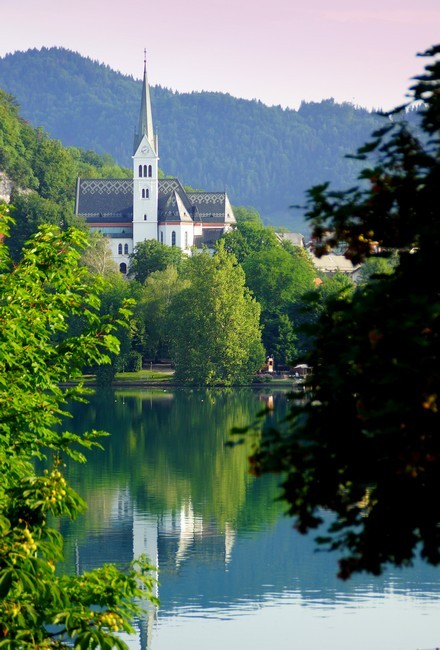 Bled, Slovénie, 2012