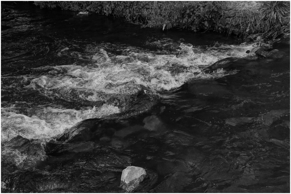 Les flots de l'Ourthe...