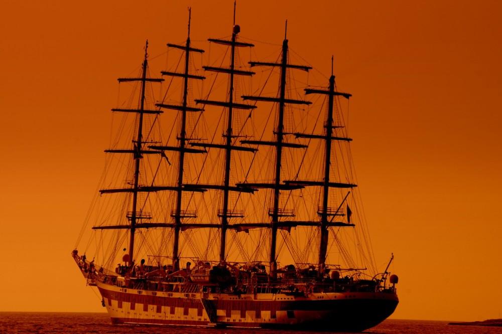 Star ans ships...