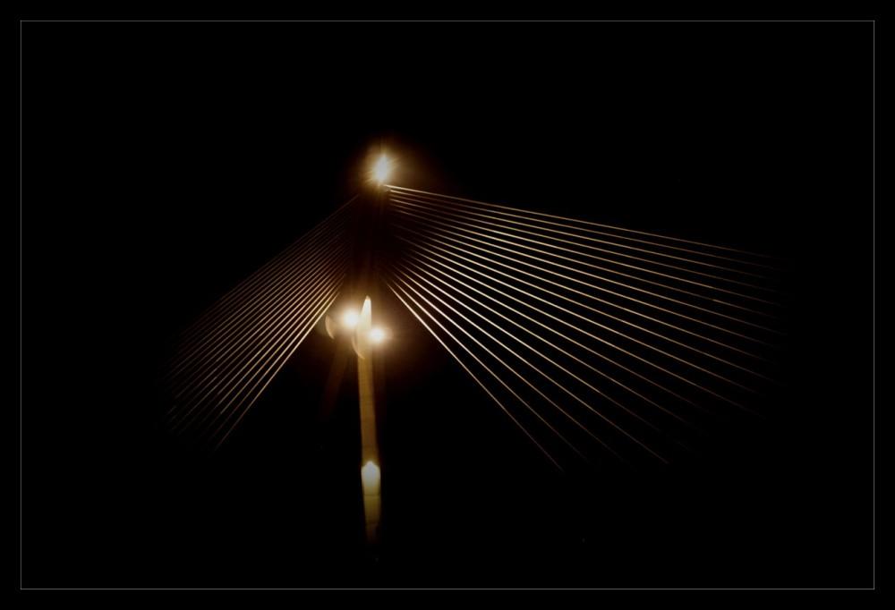 Liège, la nuit...