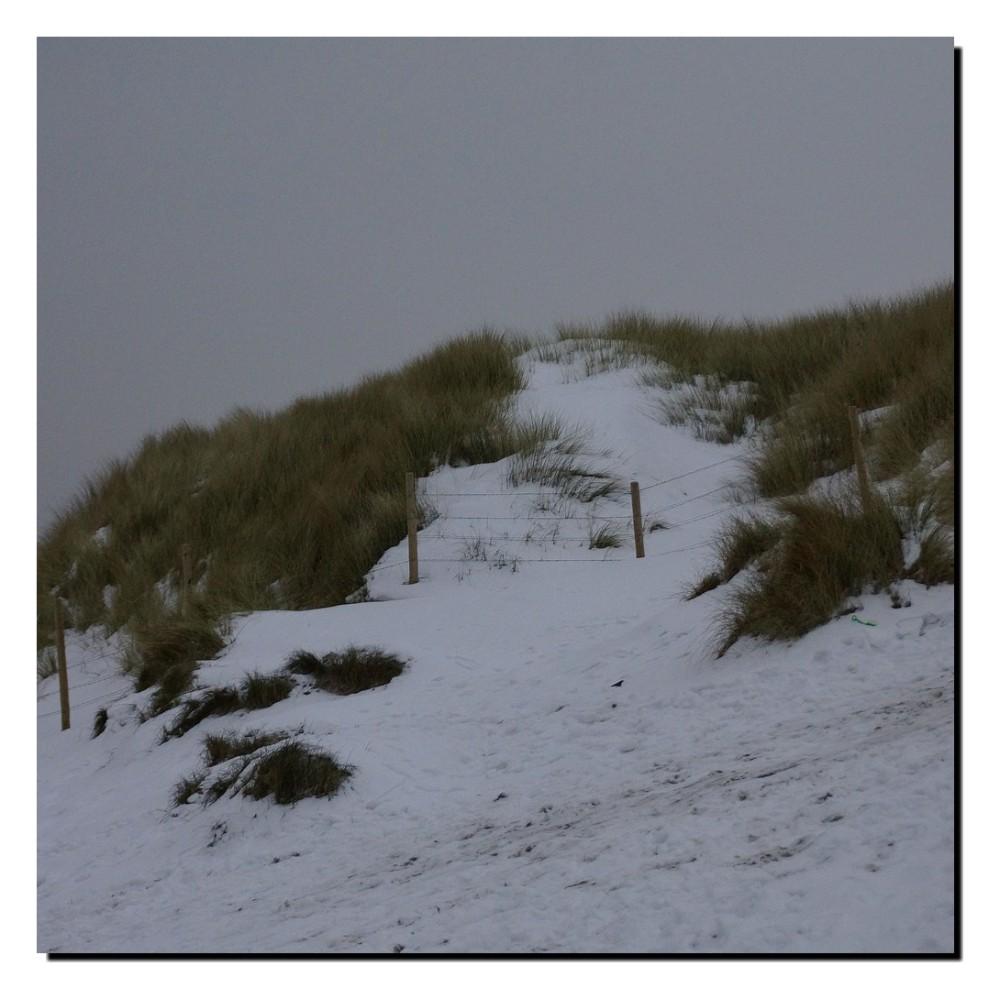 Dunes de neige...