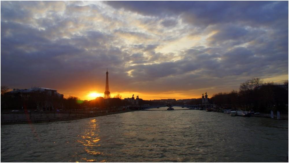 Dernière mise en Seine...