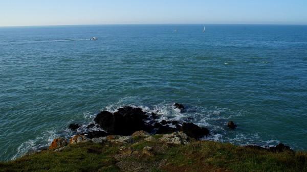 Pointe du roc...