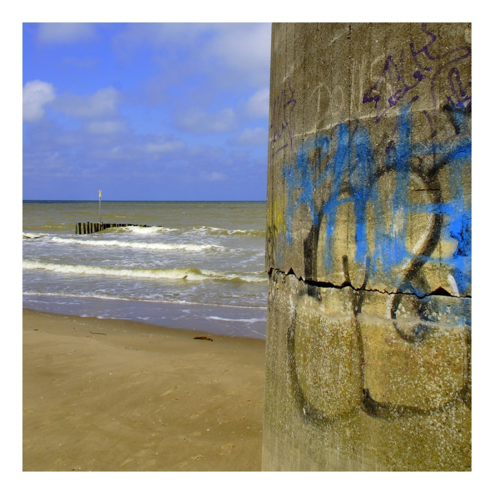Retour à Oye-plage...