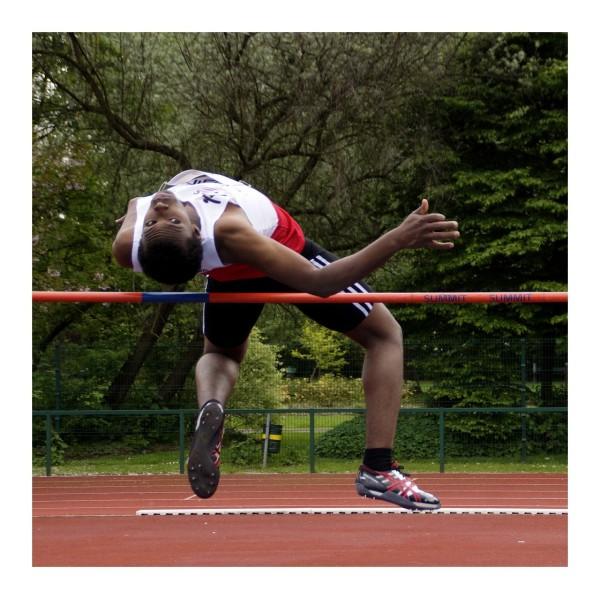 High-jump...