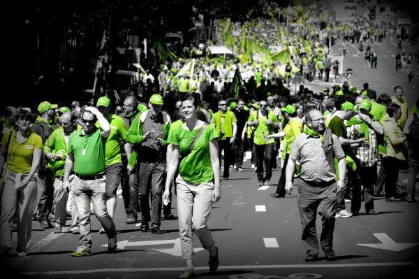 Green summer....