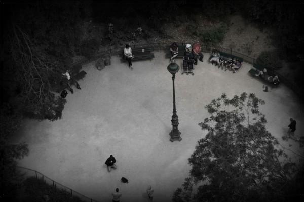 Vie parisienne...
