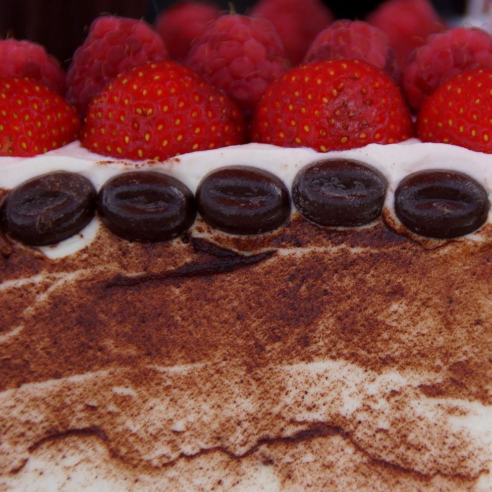 La part du gâteau...
