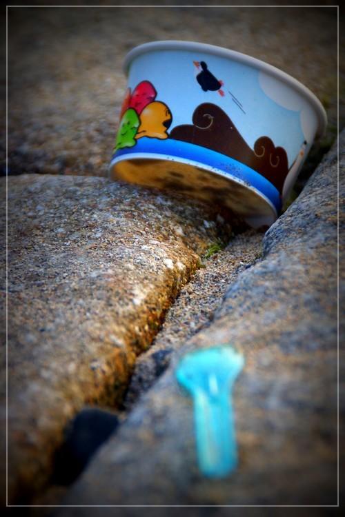 Ice-cream...